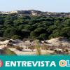 Salvemos Doñana da a conocer los riesgos del almacenamiento de gas a la delegación de europarlamentarios que visitan el espacio natural