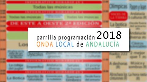 La Onda Local de Andalucía presenta su nueva parrilla cargada de novedades