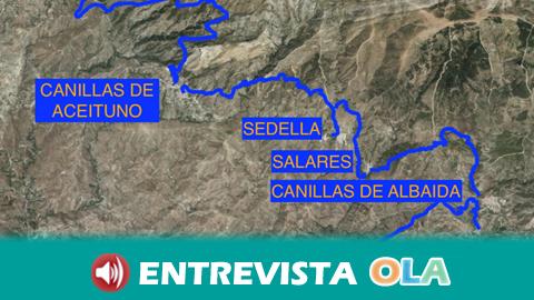 La nueva Ruta de los Puentes de la Axarquía malagueña conecta siete municipios en torno al agua