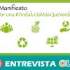 EQUO señala que el adelanto electoral pone fin a una legislatura escasa en políticas sociales y medioambientales