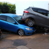 Las lluvias torrenciales e inundaciones dejan una víctima mortal y arrasan el municipio malagueño de Campillos