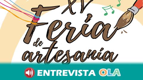 El municipio onubense de El Granado rinde homenaje a la tradición en su XV Feria de Artesanía