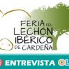 La séptima edición de la Feria del Lechón Ibérico pone en valor la cultura de la dehesa de la Sierra de Cardeña
