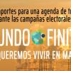 EMA-RTV organiza el Ciclo de conferencias y mesas redondas 'Mundo Finito' con el objetivo de proponer ideas para una agenda de transición ante las campañas electorales