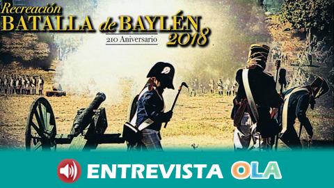 Bailén conmemora el 210 aniversario de la batalla que recibe su nombre con recreaciones, talleres, charlas y mercado de época