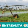 La Mesa del Agua de Almería pide agua para la agricultura con desalinizadoras y trasvases