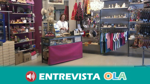 La artesanía está en auge en los municipios andaluces y atrae cada vez a más turistas que buscan el valor añadido de lo tradicional