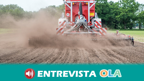 El alcalde de Campillos denuncia los problemas de contaminación provocado por los residuos ganaderos y la falta de solución