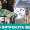 El cantautor nicaragüense Carlos Mejía Godoy está de gira por Andalucía recaudando fondos en solidaridad con las protestas de su país