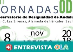 El Observatorio de Desigualdad de Andalucía celebra su tercera jornada promoviendo el debate social y político