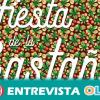 La localidad malagueña de Alcaucín celebra un año más su tradicional Fiesta de la Castaña