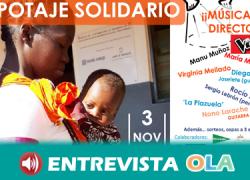Madre Coraje celebra el III Potaje Solidario para seguir con su labor de cooperación internacional