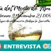 Almensilla celebra el próximo viernes su I Feria del Mosto con afán de recuperar la tradición