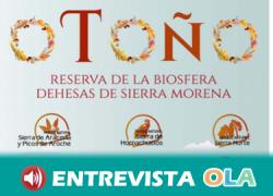 El programa 'Otoño de la Reserva de la Biosfera' organiza más de 50 acciones en los municipios de Sierra Morena