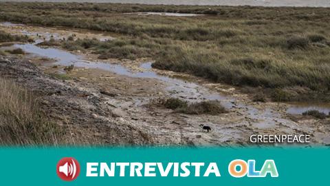 """Fertiberira propone """"encapsular"""" las balsas de fosfoyeso y especialistas y colectivos aseguran que no es suficiente"""