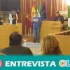 Personas refugiadas leen la carta Magna con motivo del 40 aniversario de la Constitución Española