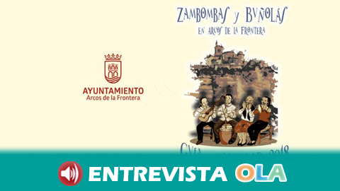 Las zambombas de Arcos de la Frontera celebran el cuarto aniversario de su declaración como Bien de Interés Cultural