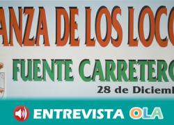 El municipio cordobés de Fuente Carreteros celebra una de las tradiciones más populares de la campiña cordobesa, 'El Baile de los Locos'