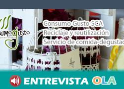 La cooperativa Consumo Gusto facilita la integración de personas en riesgo de exclusión a través de procesos formativos y oportunidades de empleo