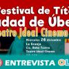 En la localidad de Úbeda, en la provincia de Jaén se celebra el séptimo Festival de Títeres 'Ciudad de Úbeda'