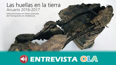 El periodista Juan Miguel Baquero presenta su segundo anuario sobre intervenciones en fosas comunes de represaliados del franquismo