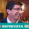 Juan Marín confía en el pacto acordado y declara que tiene la suficiente solvencia para llevar a cabo el cambio y la regeneración política