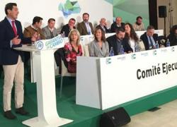 Juan Manuel Moreno cree que su segundo puesto le legitima para «organizar el tránsito político»