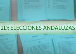 2D: Dentro de la normalidad, ya han votado casi todos los candidatos y candidatas a presidir la Junta de Andalucía los próximos cuatro años