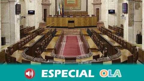 Las fuerzas políticas comienzan las negociaciones para formar un nuevo gobierno en Andalucía