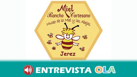 Rancho Cortesano es una iniciativa puente que pretende relacionar la ciudad con el mundo rural a través de la apicultura