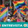 Mar Cambrollé dona al Archivo General de Andalucía 104 piezas que ofrecen el relato del movimiento LGTBI desde el Franquismo hasta la Transición