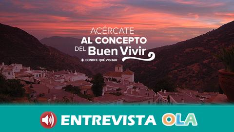 La localidad granadina de Bubión es el único destino slow de Andalucía