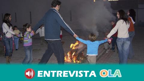 Espiel prepara la Fiesta del Tomillo, una festividad en la que la población más joven es la protagonista