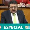 """Vox advierte que """"no va a renunciar"""" a sus planteamientos políticos pero posibilitará el cambio político en Andalucía"""