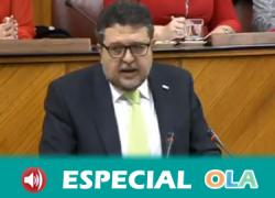 Vox advierte que «no va a renunciar» a sus planteamientos políticos pero posibilitará el cambio político en Andalucía