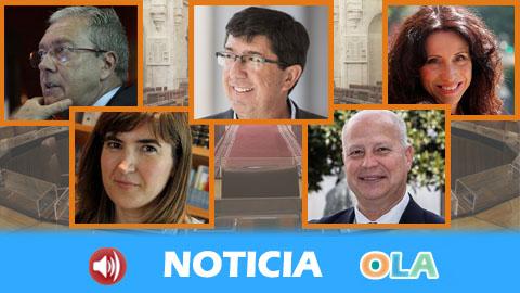 Ciudadanos se hace cargo de la vicepresidencia además de las competencias de Igualdad, Empleo, Economía, Educación y Turismo