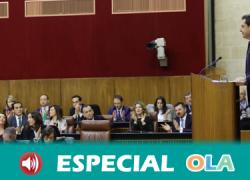 El nuevo gobierno se compromete a «mejorar leyes» contra la violencia de género y eliminar el impuesto de sucesiones y donaciones