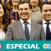 Hoy se inicia el debate de investidura de Juanma Moreno, líder del PP andaluz y candidato oficial a la Presidencia de la Junta