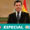La presidenta del Parlamento propone al líder del partido popular andaluz, Juanma Moreno, como candidato a la Presidencia de la Junta de Andalucía