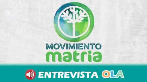El movimiento Matria quiere romper el muro que separa la acción política de la ciudadana