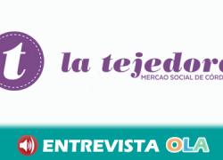La Tejedora ofrece una opción de consumo con compromiso social, fomentando el comercio justo y el trabajo en red