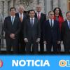 El nuevo gobierno andaluz presidido por Juan Manuel Moreno toma posesión de sus cargos