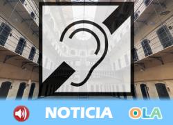 El Defensor del Pueblo Andaluz insta a la Junta a respetar los derechos de las personas con discapacidad auditiva en prisión