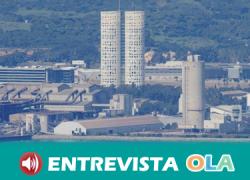 Cooperación Alternativa prepara acciones de protesta por la instalación de la terminal de gas licuado de Endesa en Los Barrios, Cádiz