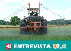 El uso de fitosanitarios se está reemplazado por métodos más seguros como el control biológico de plagas