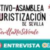 El Colectivo contra la Turistización denuncia el desvío de fondos destinados a viviendas para víctimas de violencia de género