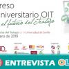 El futuro del trabajo se debate en el marco del Congreso Interuniversitario celebrado en la Universidad de Sevilla