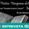 """El Festival Poético """"Pámpanos de Poesía"""" de Montilla quiere abrir la puerta de la literatura a la ciudadanía"""