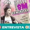 CGT Andalucía elige Jaén para registrar la convocatoria de huelga general feminista 24 horas en la comunidad autónoma