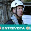 «Las altas esferas persiguen a las personas que rescatan vidas en el Mediterráneo porque cuentan una verdad incómoda» Miguel Roldán, bombero acusado de tráfico de personas